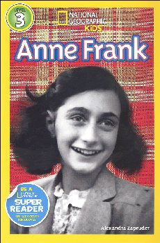 Anne Frank (National Geographic Reader Level 3)