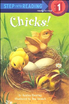 Chicks! (Step into Reading 1)
