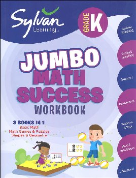 Sylvan Learning Super Math Success - Grade K