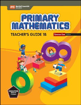 Primary Mathematics Common Core Edition Teacher's Guide 1B