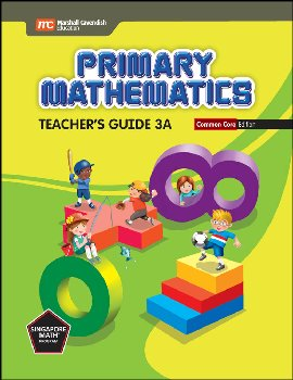 Primary Mathematics Common Core Edition Teacher's Guide 3A