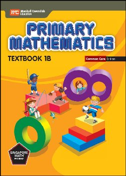 Primary Mathematics Common Core Edition Textbook 1B