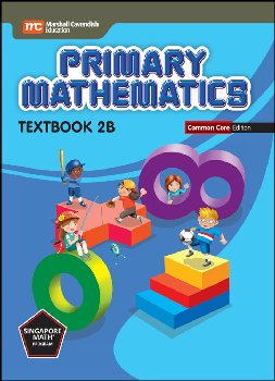 Primary Mathematics Common Core Edition Textbook 2B