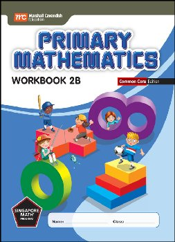Primary Mathematics Common Core Edition Workbook 2B