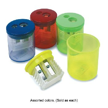 Eisen 2-Hole Canister Sharpener