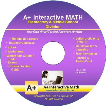 Division Supplemental Math CD-ROM (Supplemental Software)