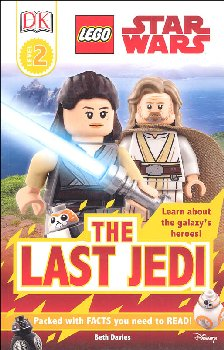 LEGO Star Wars: Last Jedi (DK Reader Level 2)