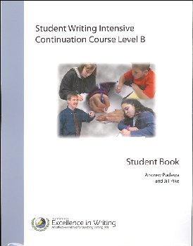 Student Writing Intensive Continuation Course B Additional Student Packets (printed)