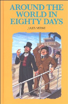 Around the World in Eighty Days (Baker Street Readers)