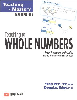 Teaching to Mastery Mathematics: Teaching of Whole Numbers Workbook
