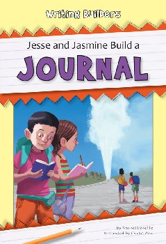Jesse and Jasmine Build a Journal