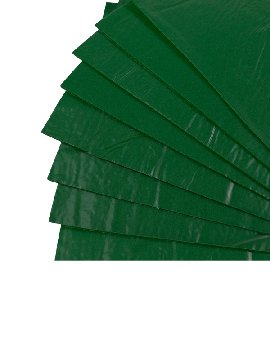 "Tac-On Wall Kit - Kelly Green (9"" x 12"") 8 Sheets"