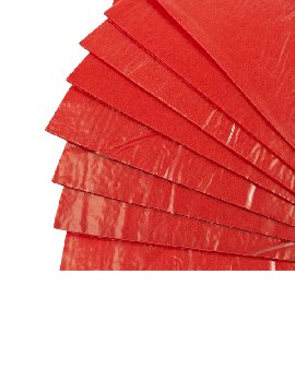 "Tac-On Wall Kit - Red (9"" x 12"") 8 Sheets"
