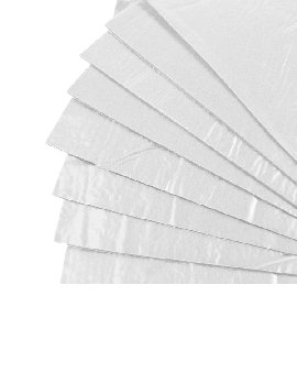"Tac-On Wall Kit - White (9"" x 12"") 8 Sheets"