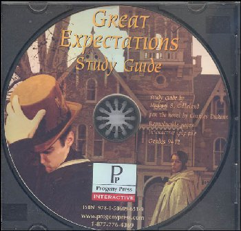 Great Expectations Study Guide on CD