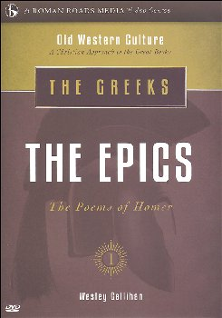 Greeks: The Epics 4 DVD Set (Old Western Culture: The Greeks)
