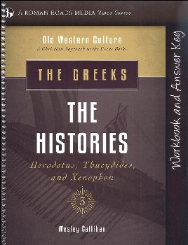Greeks: The Histories Student Workbook (Old Western Culture: The Greeks)