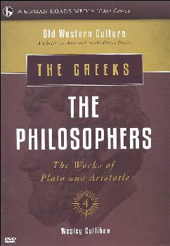 Greeks: The Philosophers 4 DVD Set (Old Western Culture: The Greeks)