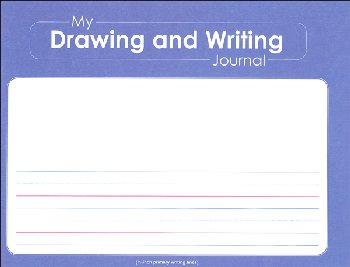My Drawing & Writing Journal - Grades PK-1
