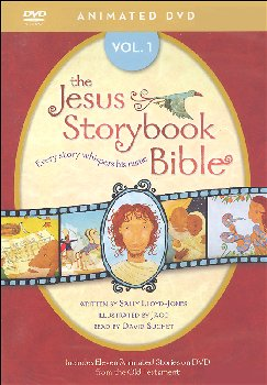 Jesus Storybook Bible Animated DVD Volume 1