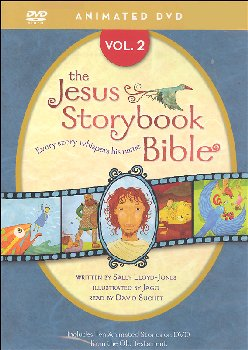 Jesus Storybook Bible Animated DVD Volume 2