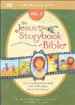 Jesus Storybook Bible Animated DVD Volume 3