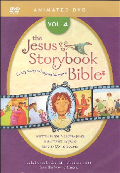 Jesus Storybook Bible Animated DVD Volume 4
