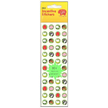 Farm Incentive Stickers