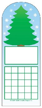 Fir Tree Personal Incentive Charts