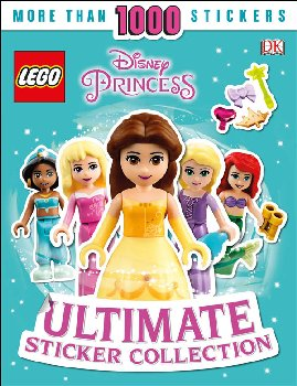 Ultimate Sticker Collection: LEGO Disney Princess