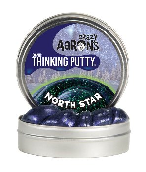 North Star Christmas Putty