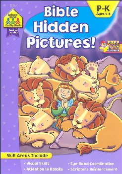 Bible Hidden Pictures! (Inspired Learning)