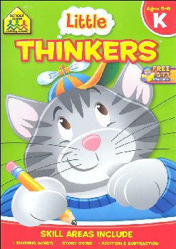 Little Thinkers Kindergarten (32 pages)