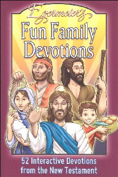 Egermeier's Fun Family Devotions - New Testament