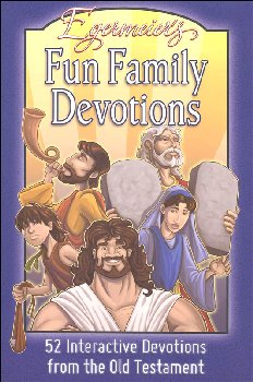 Egermeier's Fun Family Devotions - Old Testament