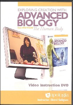 Advanced Biology: Human Body 2nd Edition Video Instructional DVD