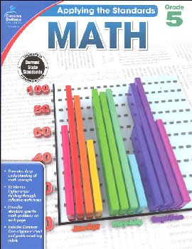 Applying the Standards: Math Grade 5