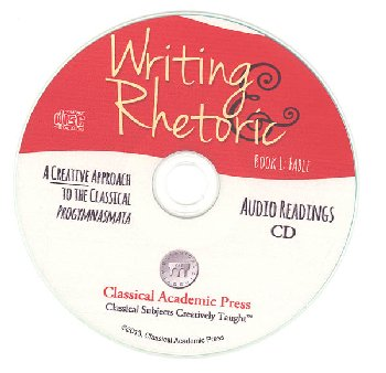 Writing & Rhetoric Book 1: Fable Audio CD