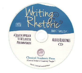 Writing & Rhetoric Book 2: Narrative 1 Audio CD
