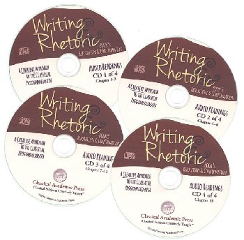 Writing & Rhetoric Book 5: Refutation & Confirmation Audio CD