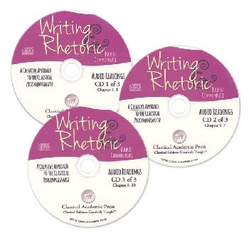 Writing & Rhetoric Book 6: Commonplace Audio CD