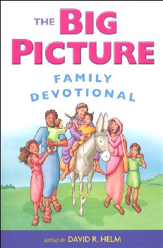 Big Picture Family Devotional