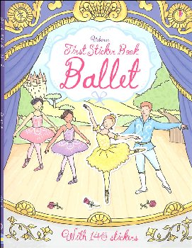 First Sticker Book - Ballet