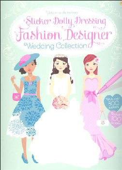 Sticker Dolly Dressing - Fashion Designer Wedding Collection