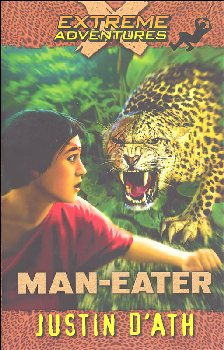 Man Eater - Book 6 (Extreme Adventures)
