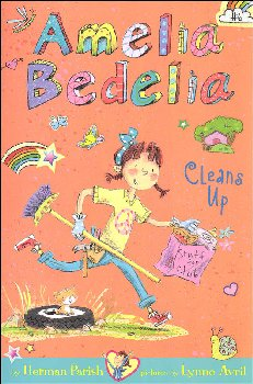 Amelia Bedelia Cleans Up (Chapter Book #6)