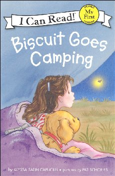 Biscuit Goes Camping (I Can Read! My First)
