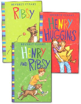 Henry and Ribsy Box Set