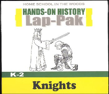 Hands-On History Lap-Pak - Knights
