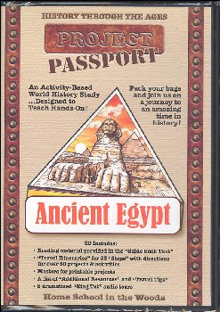 History Through the Ages Project Passport: Ancient Egypt